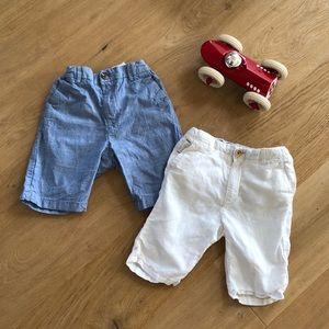 Boys Zara Shorts Bundle